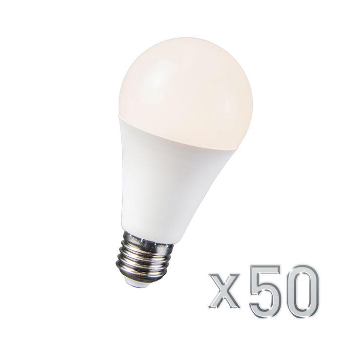 LED-lamp-10W-E27-B60-set-van-50