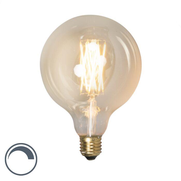 E27-dimbare-LED-filament-lamp-G125-goldline-4W-320lm-2100-K