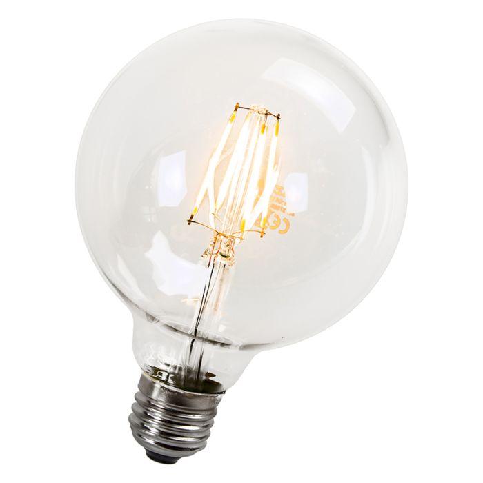 LED-filament-globelamp-95mm-E27-4W-470-lumen