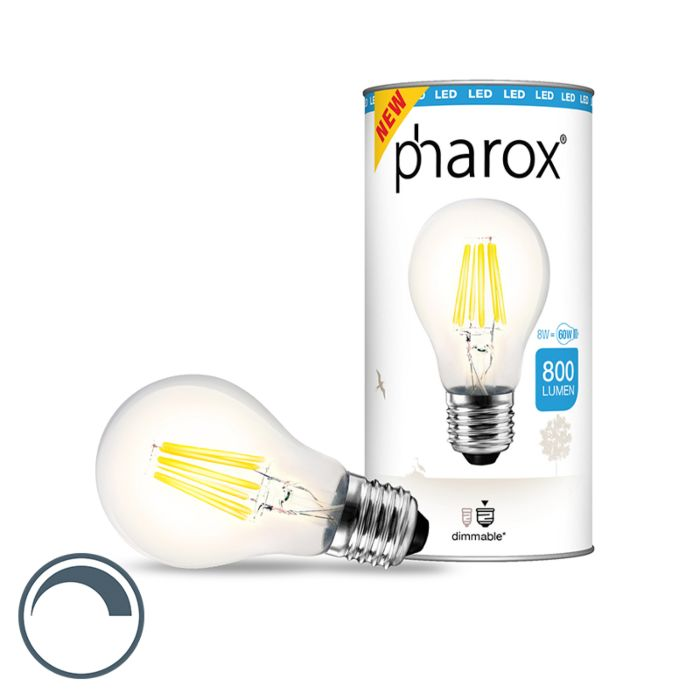 Pharox-LED-lamp-helder-E27-8W-800-lumen