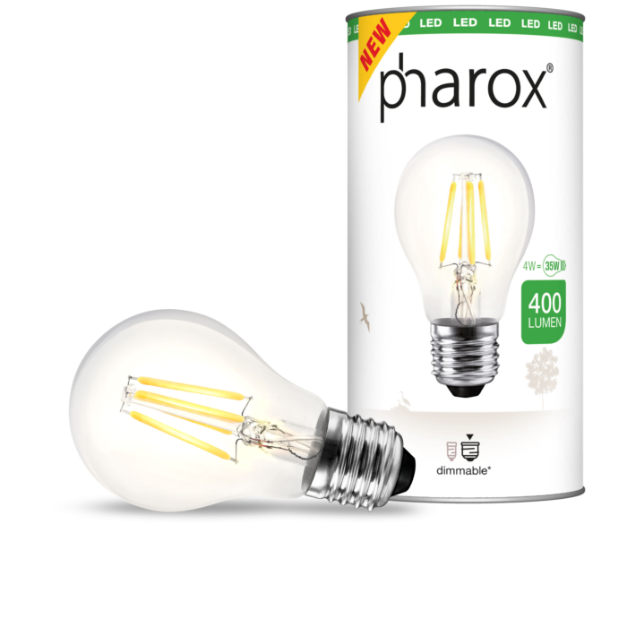 Pharox-LED-lamp-helder-E27-4W-400-lumen