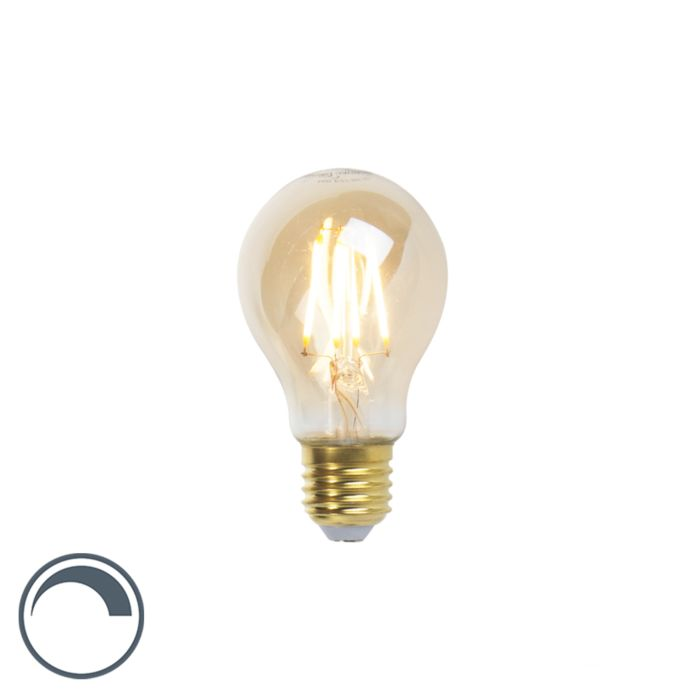 LED-Goldline-filament-lamp-E27-5W-360lm-A60-dimbaar