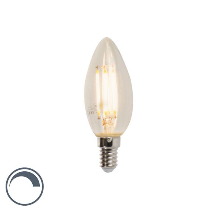 E14-dimbare-LED-filament-kaarslamp-B35-5W-470lm-2700K