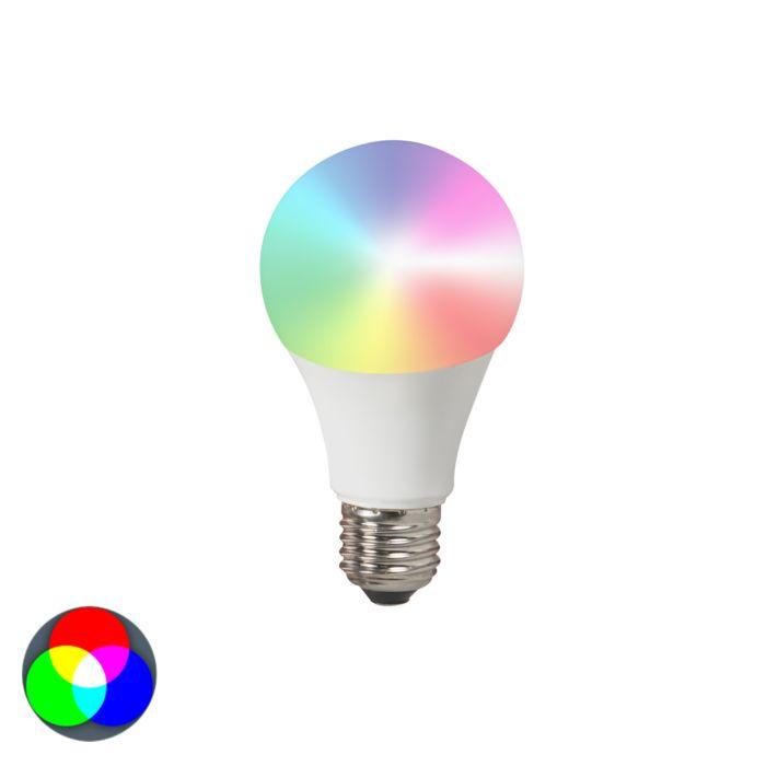 LED-lamp-E27-240V-7W-500lm-A60-Smart-Light