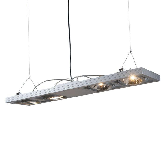 Hanglamp-Kardan-4-lang-aluminium