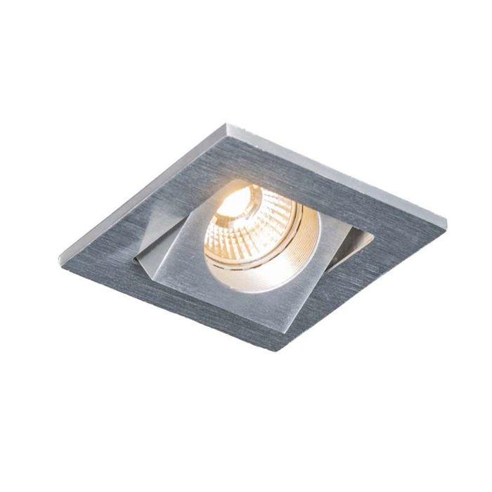 Inbouwspot-Quale-vierkant-aluminium-LED