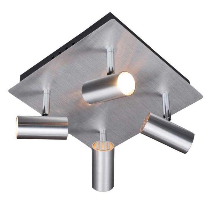 Spot-Oslo-4-aluminium