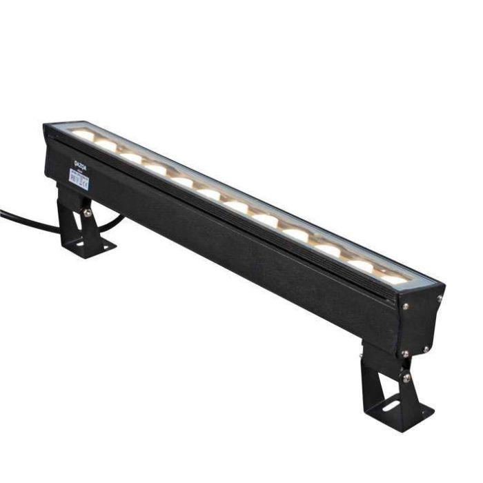 LED-straler-VAP-12-zwart