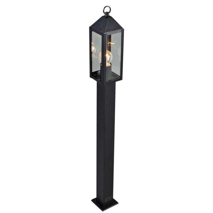 Buitenlamp-Bussum-P100-zwart