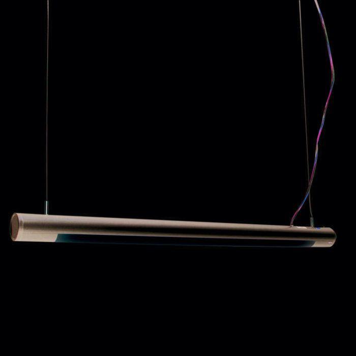 Hanglamp-Tube-O-zilver-21W