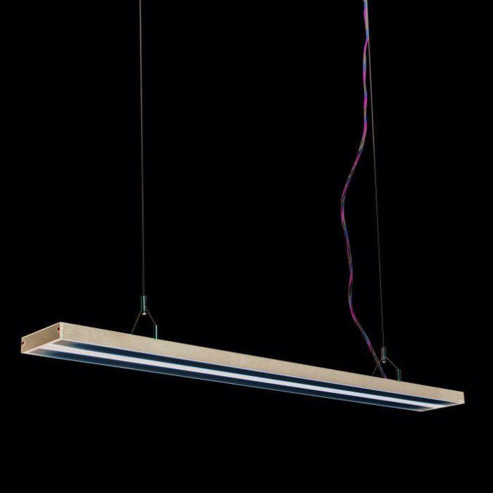 Hanglamp-Tube-S-zwart-2-x-28W