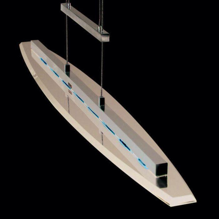 Hanglamp-Credo-ovaal-staal