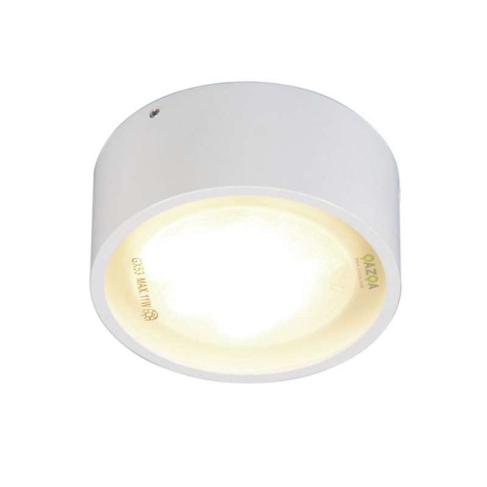 Plafond/wandlamp-Dox-1-wit