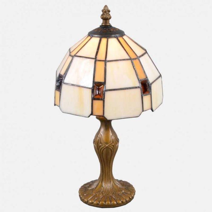 Tiffany-tafellamp-Liddesdale-klein