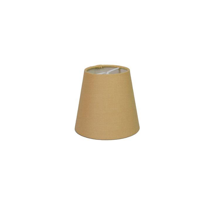 Klemkap-12cm-rond-SC-beige