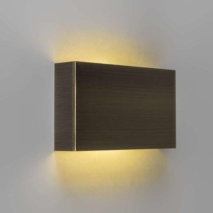 Wandlamp-Otan-licht-brons-LED