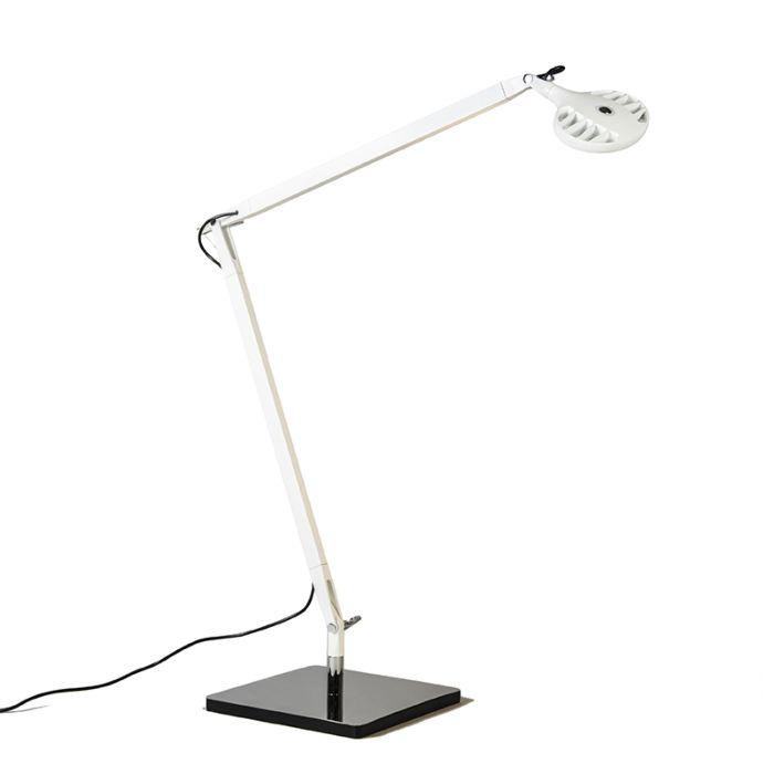 Tafellamp-Rivista-wit