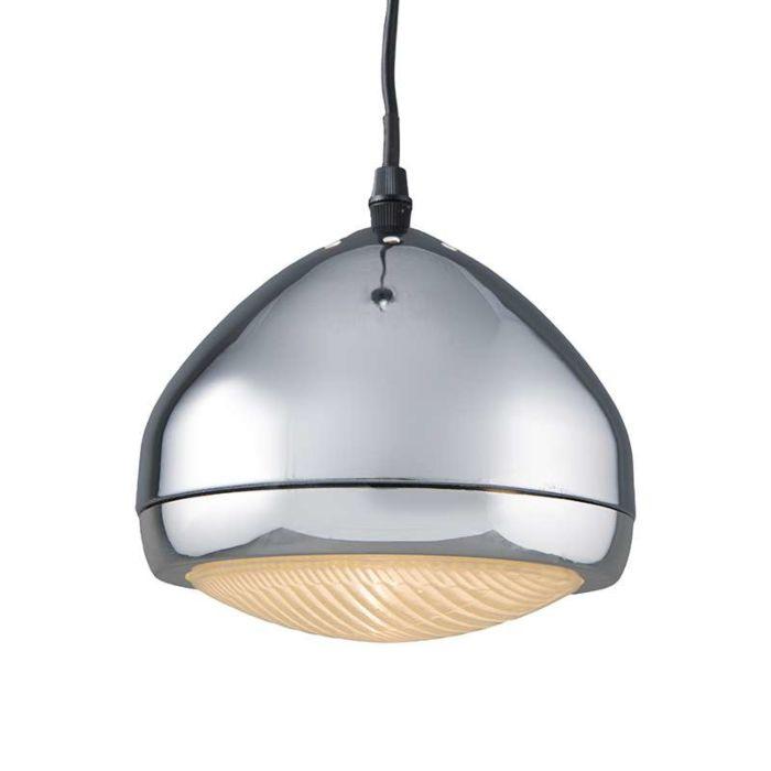 Hanglamp-Biker-1-chroom