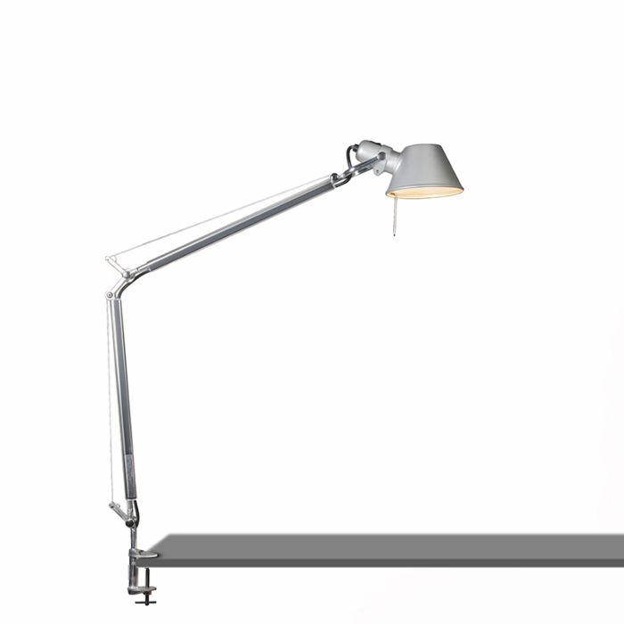 Artemide-tafellamp-verstelbaar---Artemide-Tolomeo-tavolo-clamp