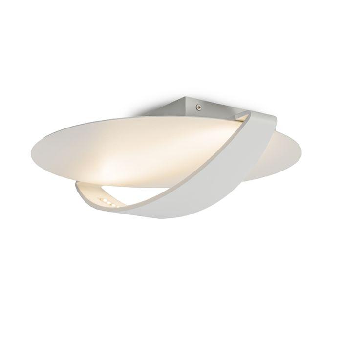 Plafonniere-Satellite-2-LED-wit