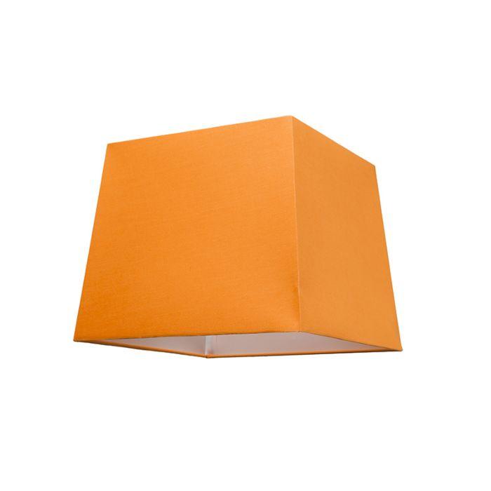 Kap-30cm-vierkant-SU-E27-oranje