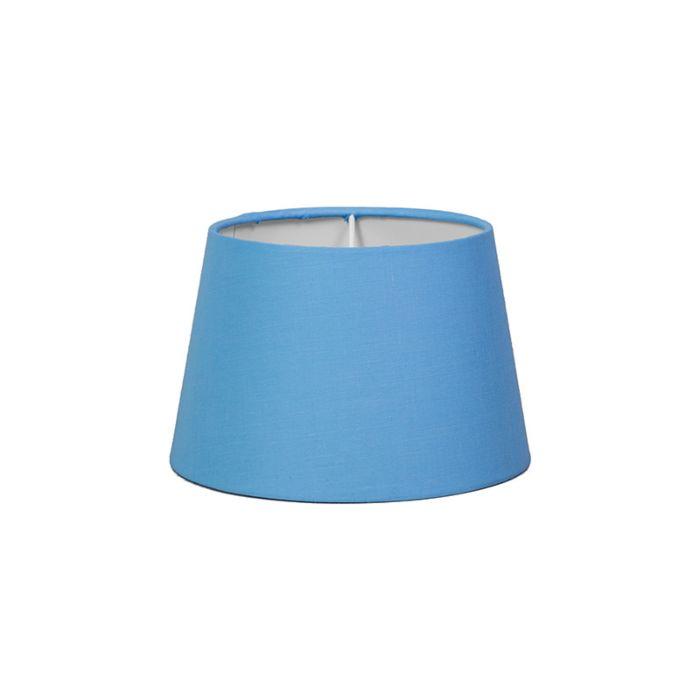 Kap-18cm-rond-SD-E27-lichtblauw