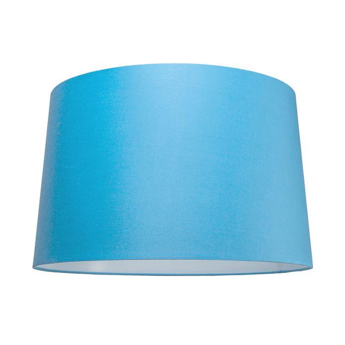 Kap-50cm-rond-SU-E27-lichtblauw