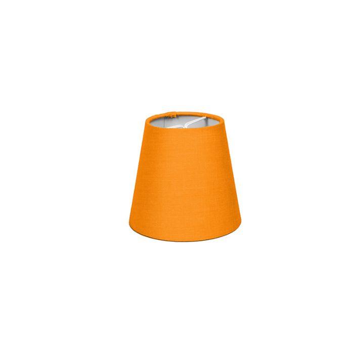 Klemkap-12cm-rond-SC-oranje