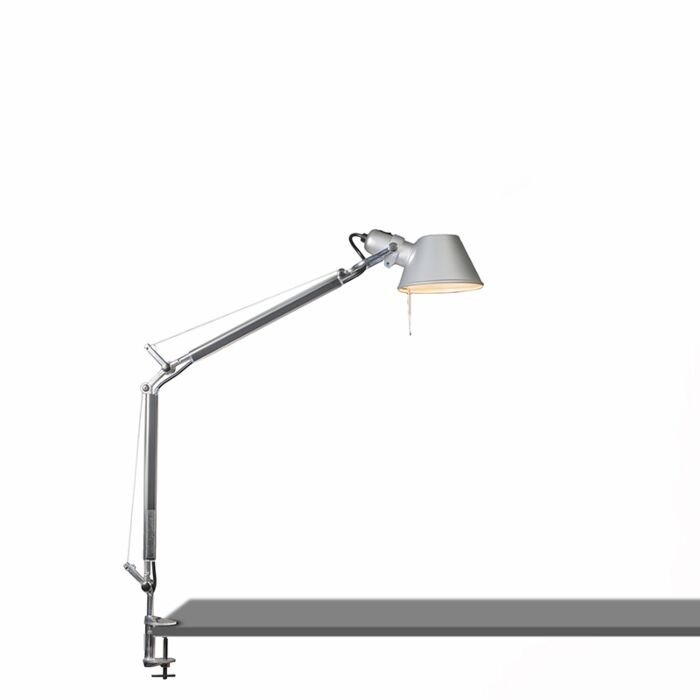 Artemide-tafellamp-verstelbaar---Artemide-Tolomeo-tavolo-mini-clamp