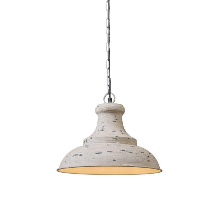 Hanglamp-Iron-III-verweerd-grijs