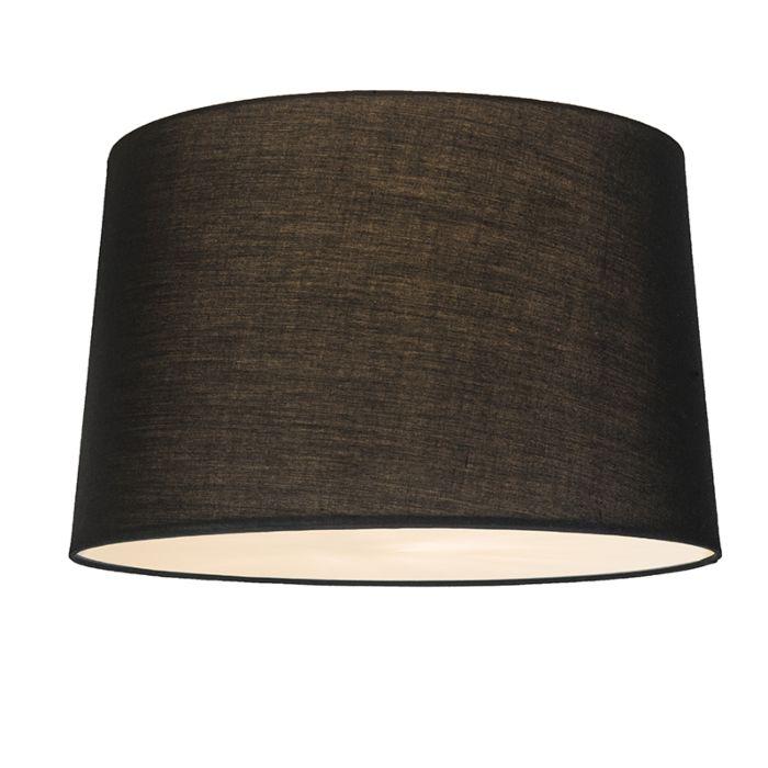 Plafonnière-Combi-50cm-zwart-met-blender