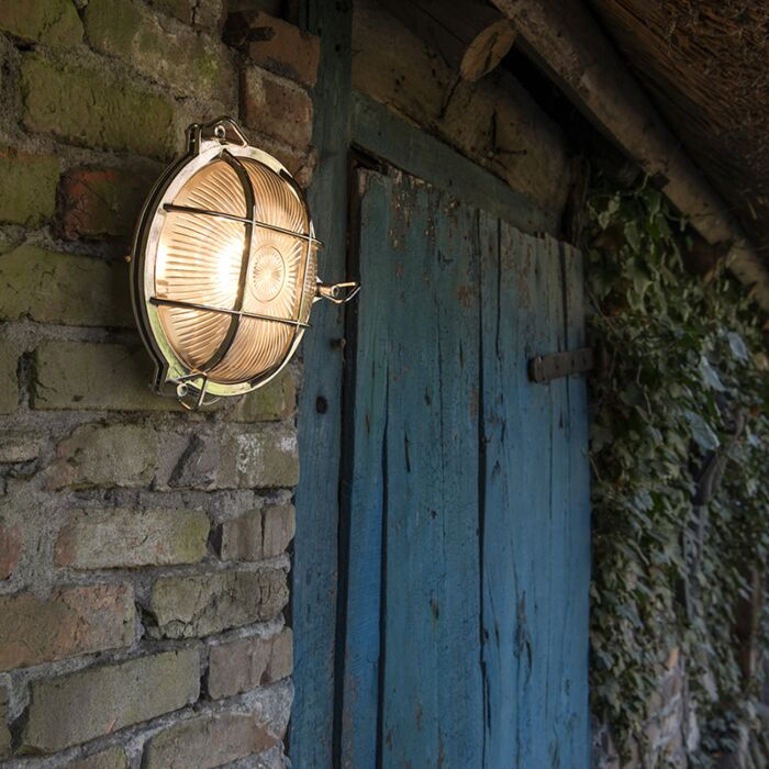 Wand--en-plafondlamp-chroom-IP44---Nautica-rond
