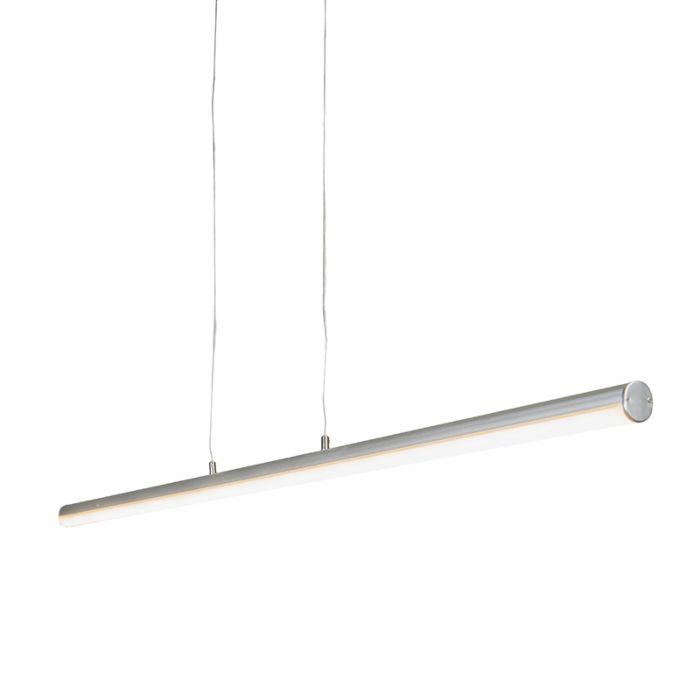 Hanglamp-Straight-aluminium