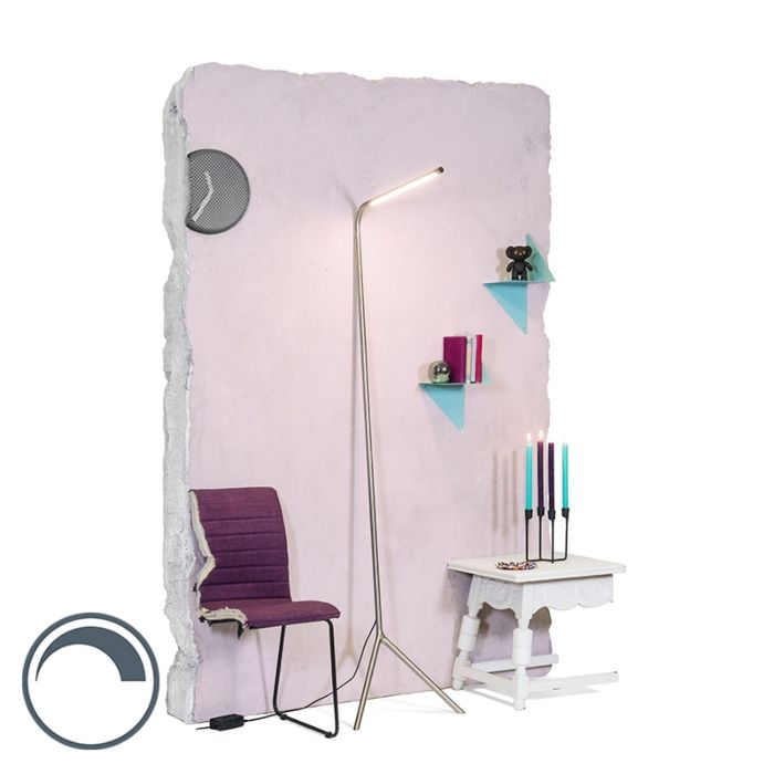 Vloerlamp-Lazy-Lamp-staal