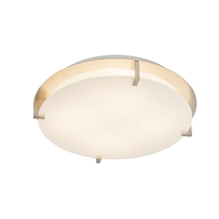 Plafonnière-Atomy-15W-LED-rond-wit