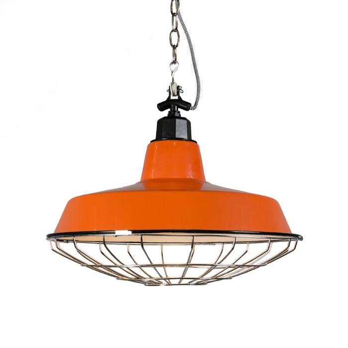 Hanglamp-Strijp-L-oranje