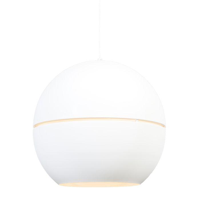Hanglamp-Slice-50-wit