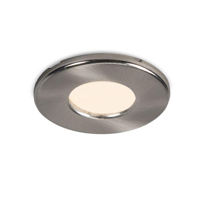 Moderne-ronde-inbouwspot-wit---Hole