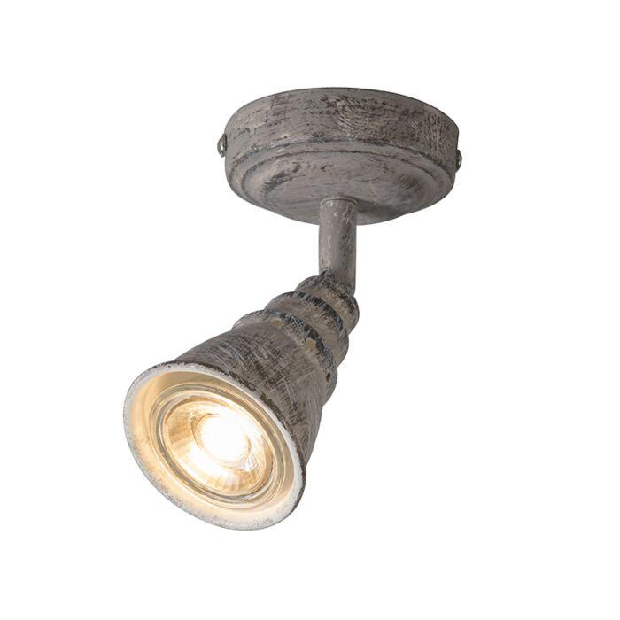 Plafond--en-wandspot-grijs-draai--en-kantelbaar---Coney-1