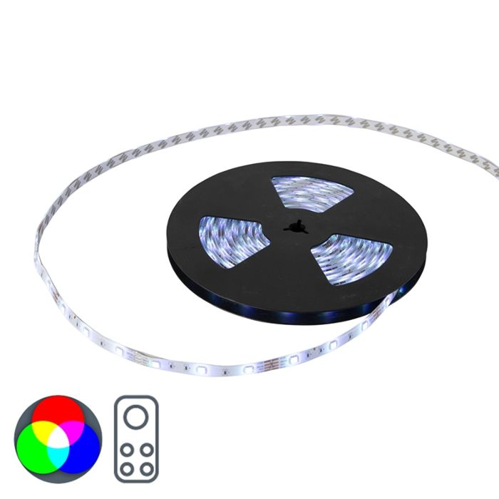 Flexibele-LED-strip-10-meter-multicolor-RGB