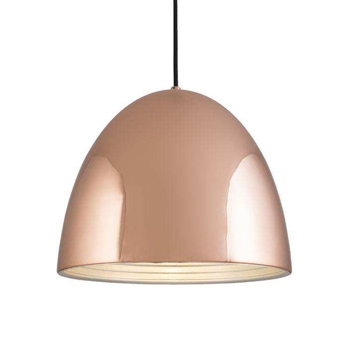 Hanglamp-Modern-koper