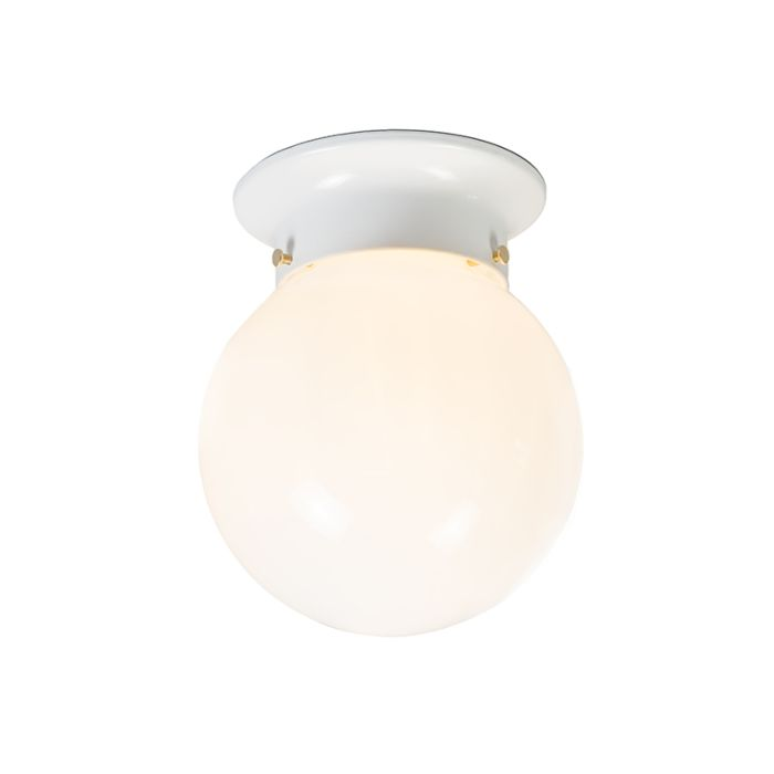 Retro-plafondlamp-wit-opaal-glas---Scoop