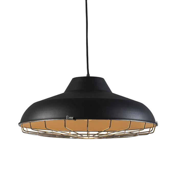 Hanglamp-Lucas-zwart