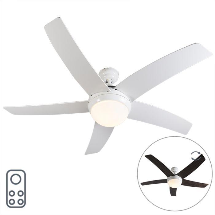 Plafondventilator-wit-met-afstandsbediening---Cool-52