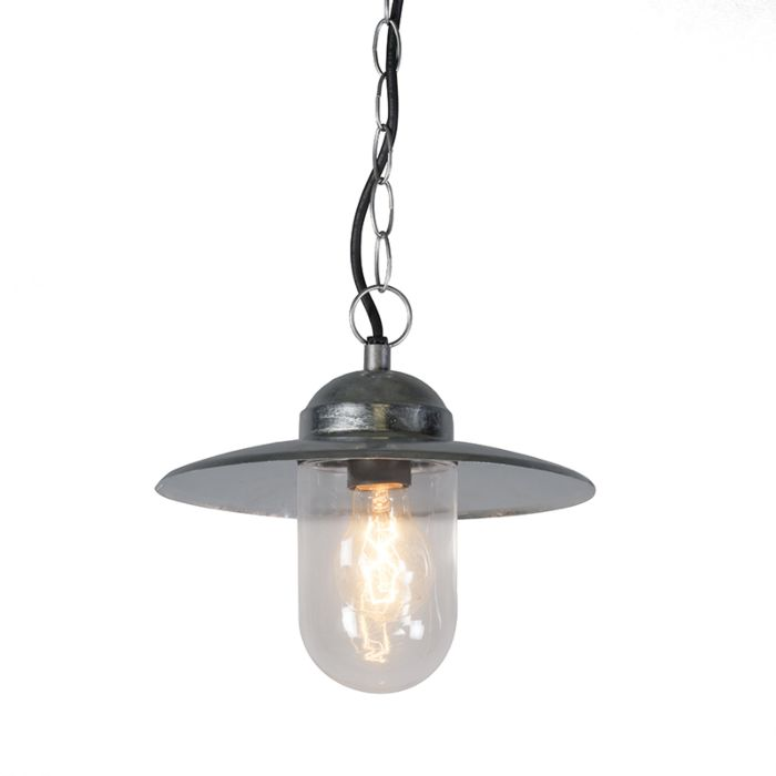 Hanglamp-Munich-zink
