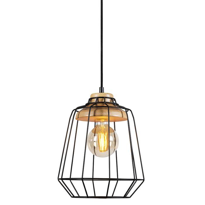 Hanglamp-Frame-Wood-1-zwart