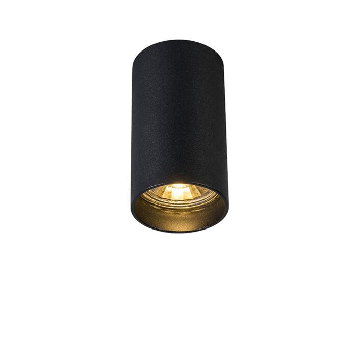 Moderne-spot-zwart---Tuba-1