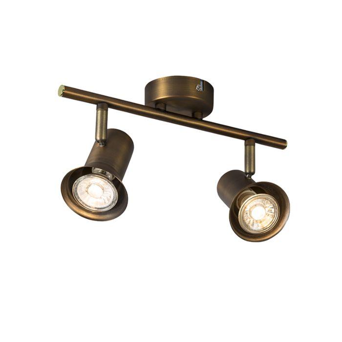 Plafondspot-brons-draai--en-kantelbaar---Karin-2