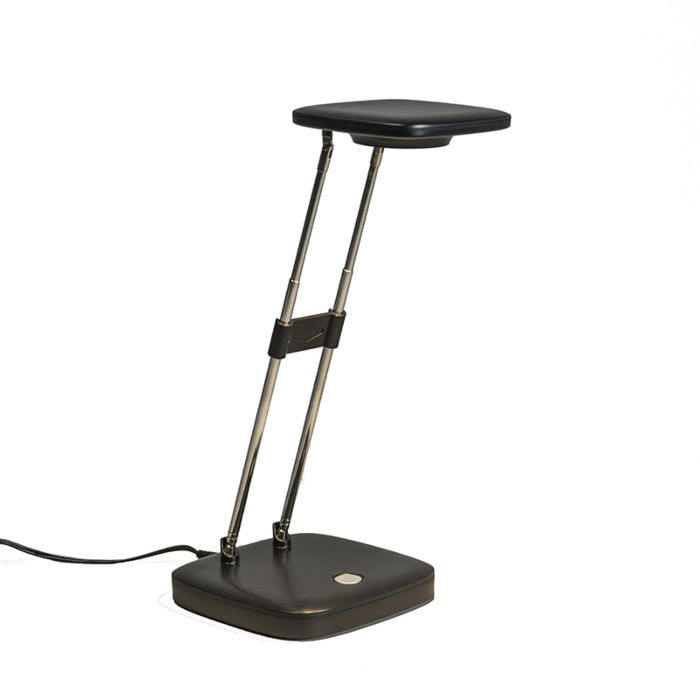Bureaulamp-Zenith-LED-zwart