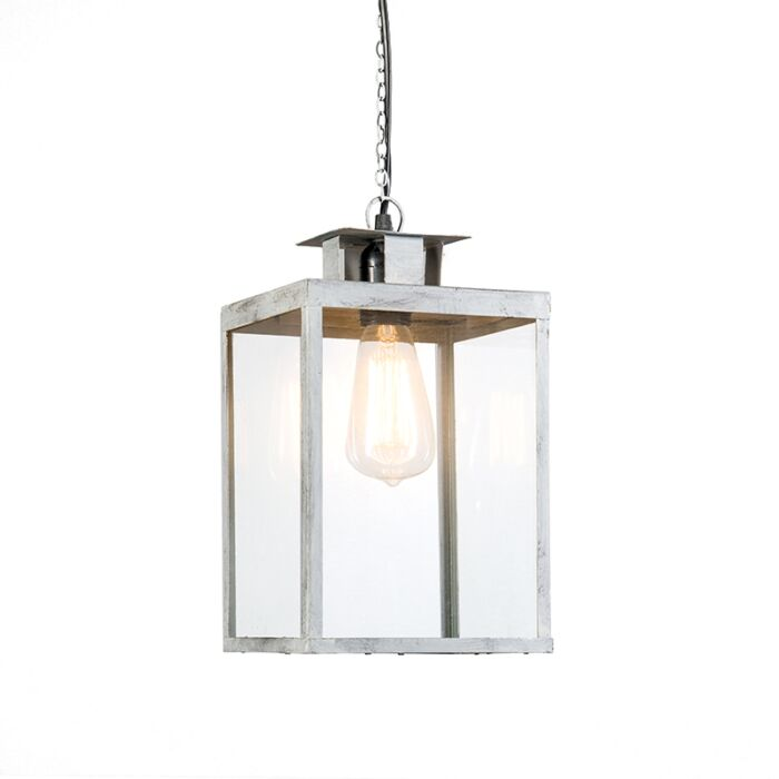 Hanglamp-Lantern-antiek-grijs